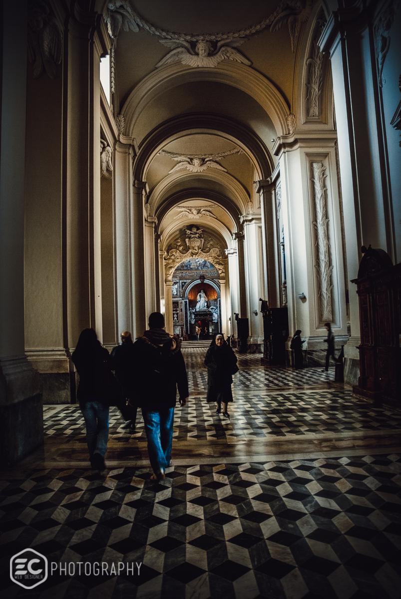 enrico calo web designer fotografia roma chiesa Rome Church architecture