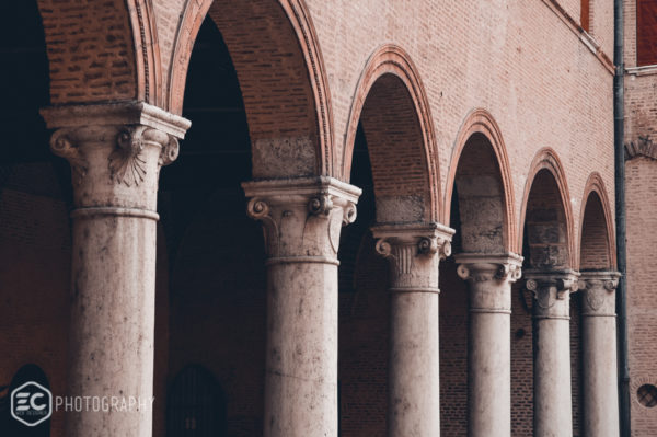 Ferrara – centro storico