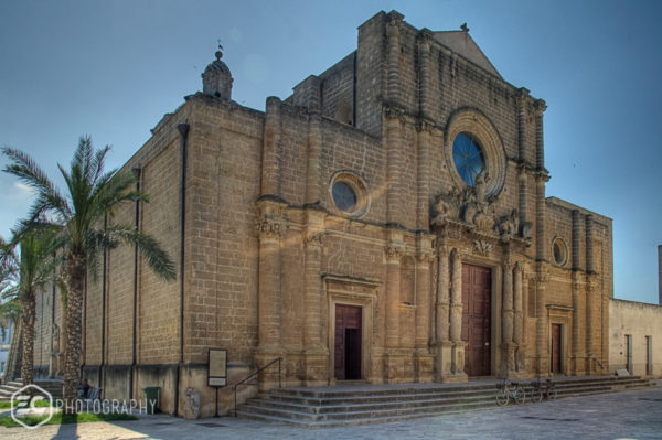 Chiesa S. Maria delle Grazie a Campi Salentina