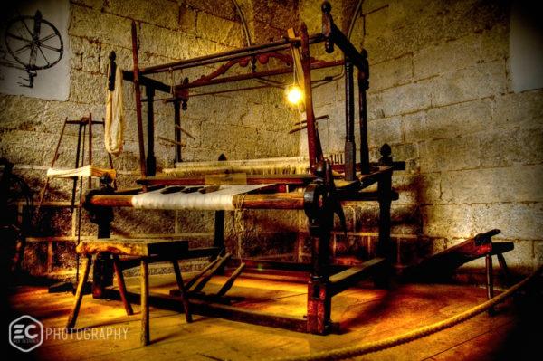 Il telaio antico